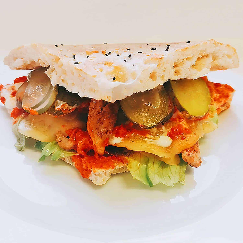 Kureci sandwich