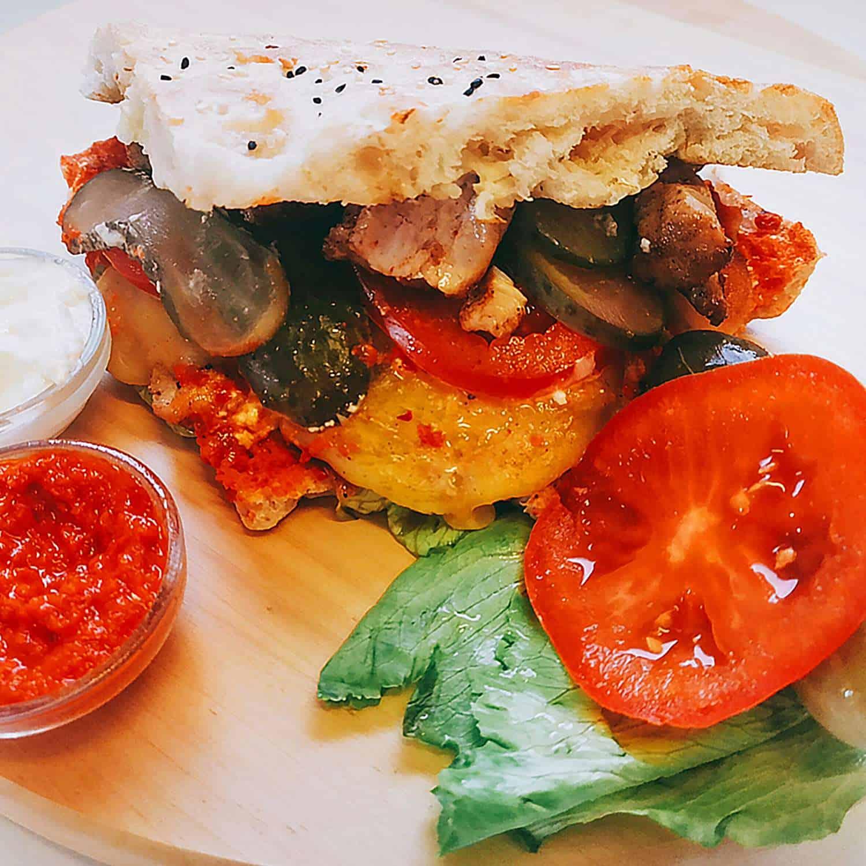 Veprovy sandwich